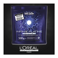 Infinie PLATINE lite lukt - L OREAL PROFESSIONNEL - LOREAL