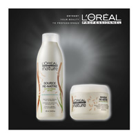 SERIE NATURE - RE-NAîTRE - L OREAL PROFESSIONNEL - LOREAL