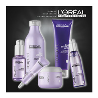 SERIE EXPERT LISS ULTIME - L OREAL PROFESSIONNEL - LOREAL