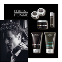 L' OREAL PROFESSIONNEL HOMME STYLING - L OREAL PROFESSIONNEL - LOREAL