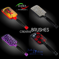 DAWA Creative Borstels