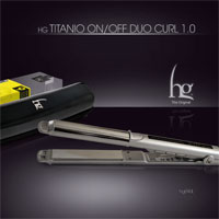 HG TITANIUM ON/OFF DUO CURL 1.0
