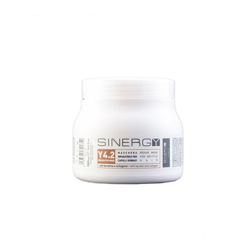 Y4.2 KERATIN MASK - SINERGY COSMETICS